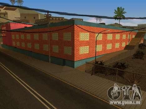 Nouvelles textures à Jefferson pour GTA San Andreas septième écran