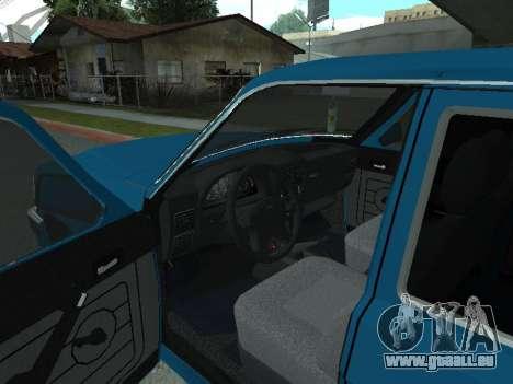 GAS 31022 für GTA San Andreas Rückansicht