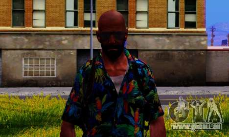 Realistic ENBSeries für GTA San Andreas siebten Screenshot