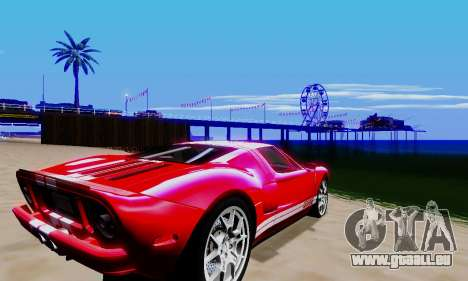 Realistic ENBSeries für GTA San Andreas achten Screenshot