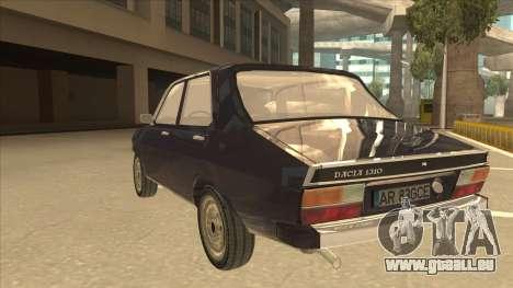 Dacia 1310 pour GTA San Andreas vue arrière