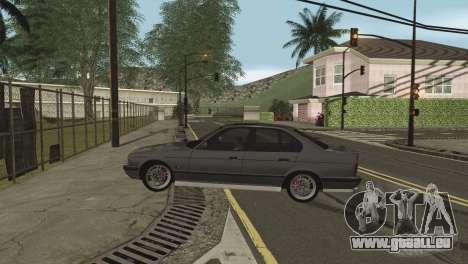 Herbe en Las Venturase. pour GTA San Andreas sixième écran