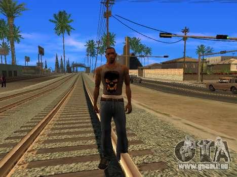 Nouveau Mike CJ pour GTA San Andreas