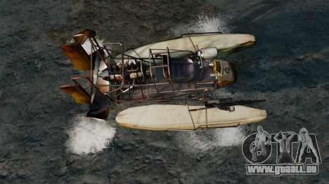 Air Boot für GTA 4 rechte Ansicht