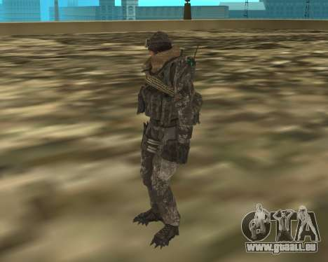 SOAP MacTavish pour GTA San Andreas