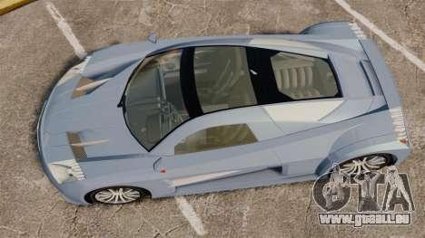 Chrysler ME Four-Twelve [EPM] pour GTA 4 est un droit