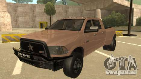 Dodge Ram [Johan] für GTA San Andreas