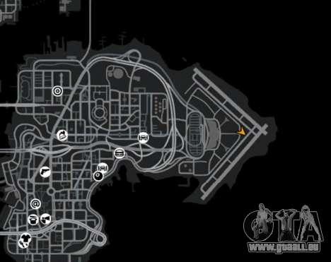Kampfzone für GTA 4 sechsten Screenshot