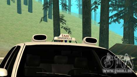 Peugeot 406 Grizzli für GTA San Andreas rechten Ansicht