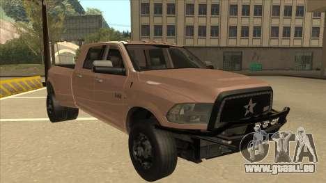 Dodge Ram [Johan] für GTA San Andreas linke Ansicht