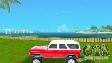 UAZ 3151 für GTA Vice City rechten Ansicht
