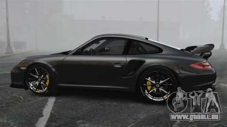 Porsche 997 GT2 2012 Simple version pour GTA 4 est une gauche