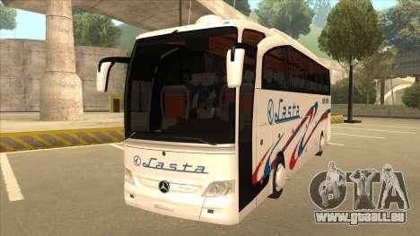 Mercedes-Benz Lasta Bus pour GTA San Andreas