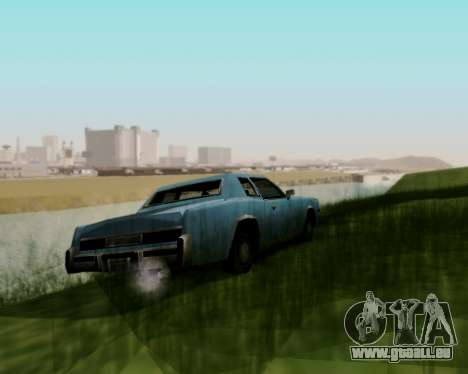 ENBSeries pour PC puissant pour GTA San Andreas