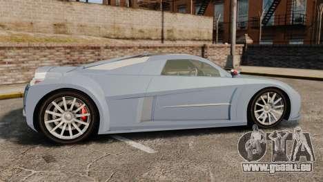 Chrysler ME Four-Twelve [EPM] für GTA 4 linke Ansicht