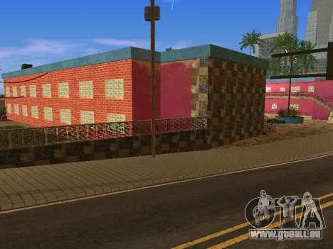 Nouvelles textures à Jefferson pour GTA San Andreas dixième écran