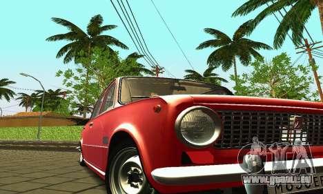BPAN VAZ 2101 pour GTA San Andreas laissé vue