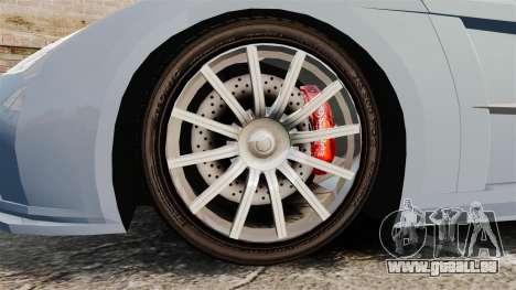 Chrysler ME Four-Twelve [EPM] pour GTA 4 Vue arrière