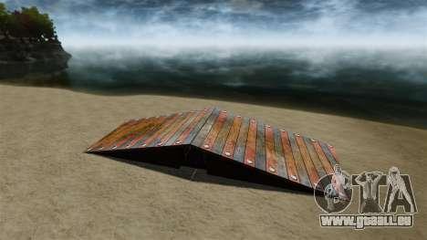 Maison de plage pour GTA 4 huitième écran