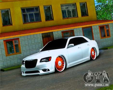 Chrysler 300 c SRT-8 MANSORY_CLUB pour GTA San Andreas
