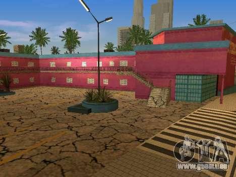 Nouvelles textures à Jefferson pour GTA San Andreas troisième écran