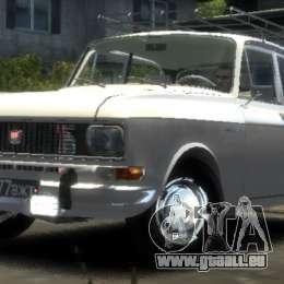 AZLK 2140 1976 pour GTA 4