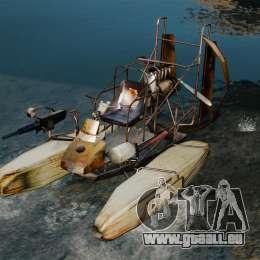 Hydroglisseur pour GTA 4