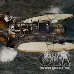 Hydroglisseur pour GTA 4 est un droit