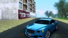 Bentley Continental GT Finale 2011