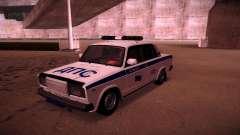 VAZ 2107 Police DPS