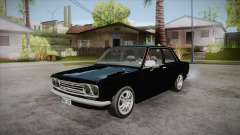 Datsun 510 RB26DETT Black Revel