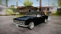 Datsun 510 RB26DETT Black Revel