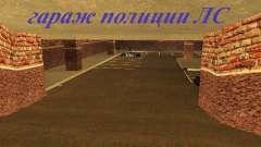 Neue innere Polizei HP-garage