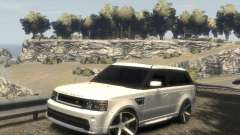 Range Rover Sport 2013 pour GTA 4