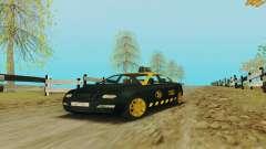 Mercenaries 2-Taxi