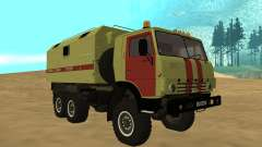 KAMAZ 4310 Warnblinkanlage
