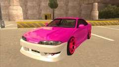 Nissan Silvia S14 Ebisu Spec pour GTA San Andreas
