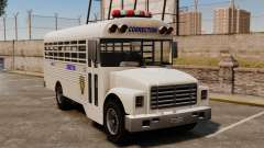 Le bus de la prison Liberty City