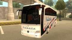 Mercedes-Benz Lasta Bus für GTA San Andreas