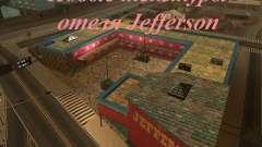 Neue Texturen auf Jefferson