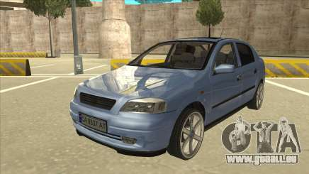 Opel Astra G Stock pour GTA San Andreas