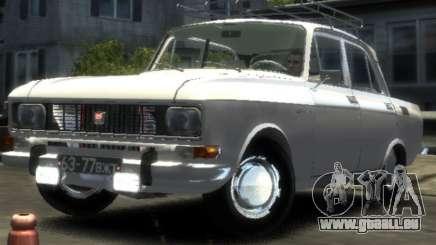 AZLK 2140 1976 für GTA 4