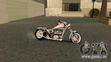 Black Widow pour GTA San Andreas