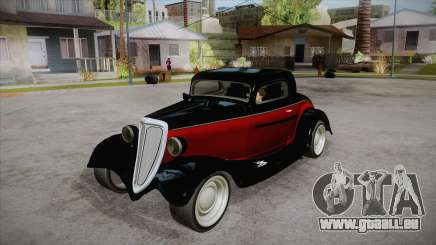 Hot Rod Extreme pour GTA San Andreas