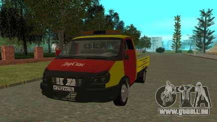 3302 Gazelle tow Truck Business für GTA San Andreas