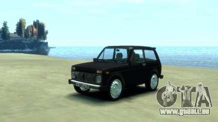 VAZ 2121 Niva pour GTA 4