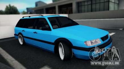 Volkswagen Passat Caravan 1993 Avant Style pour GTA San Andreas