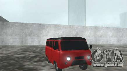 UAZ 22069 für GTA San Andreas