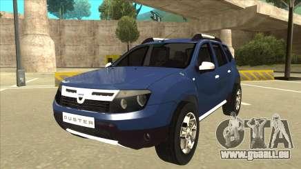 Dacia Duster 2014 für GTA San Andreas