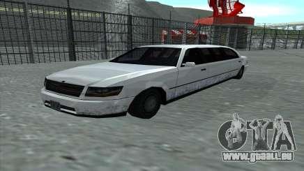 Die Strecke von GTA 5 für GTA San Andreas